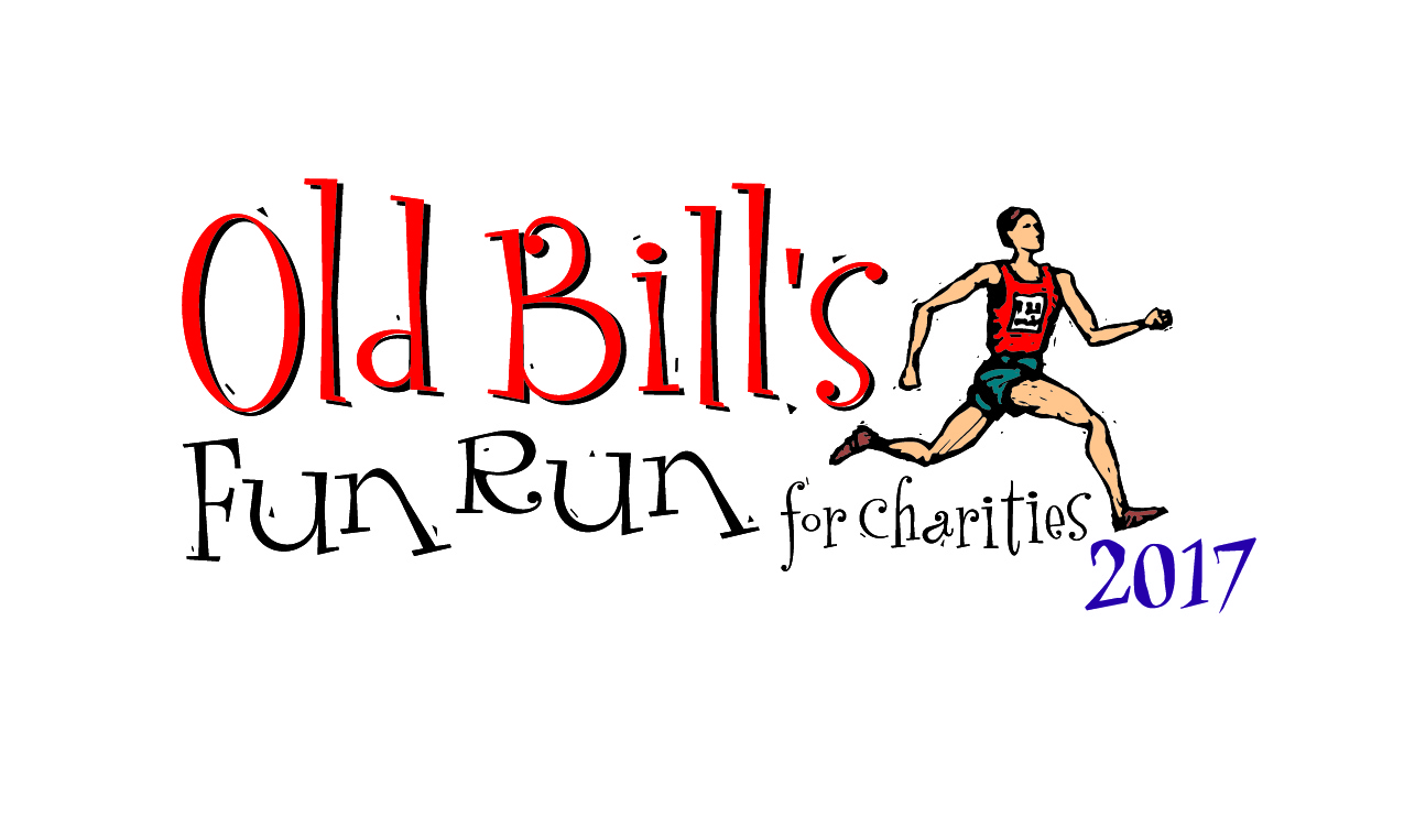 Old Bill's Fun Run For Charities - September 9, 2017